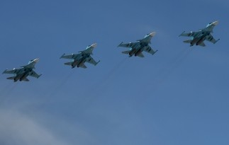Russian fighter jets detected near Latvian waters