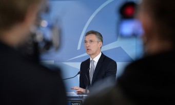 Press point by NATO Secretary General Jens Stoltenberg following the NATO-Russia Council meeting