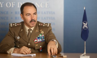 Commander of Allied Joint Force Command (AJFC) Brunssum Salvatore Farina in an interview with Defense Matters