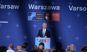 Press conference by NATO Secretary General Jens Stoltenberg following the North Atlantic Council meeting at the level of Heads of State and Government