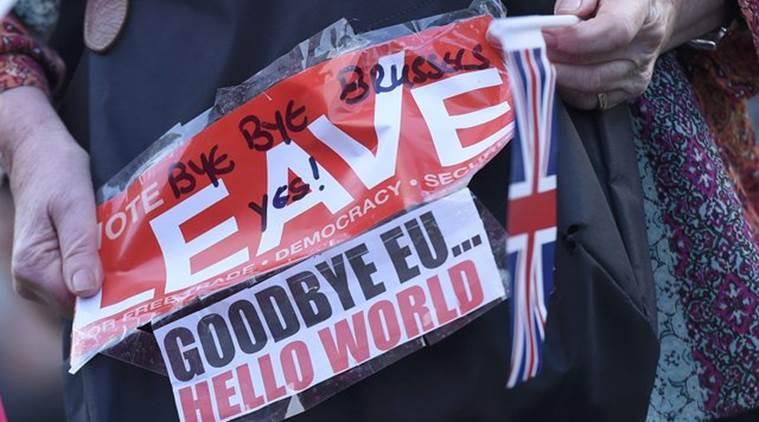 Aon, Britain June 24, 2016.       REUTERS/Toby Melville